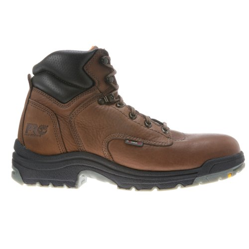 Timberland PRO Coffee 15,2 cm Tiboot Safety Toe Coffee 11 D (M) US
