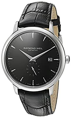 Raymond Weil Men's 'Toccata' Quartz Stainless Steel Casual Watch (Model: 5484-STC-20001)