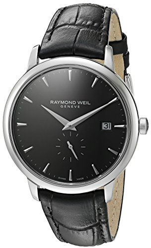 raymond-weil-mens-toccata-quartz-stainless-steel-casual-watch-colorblack-model-5484-stc-20001
