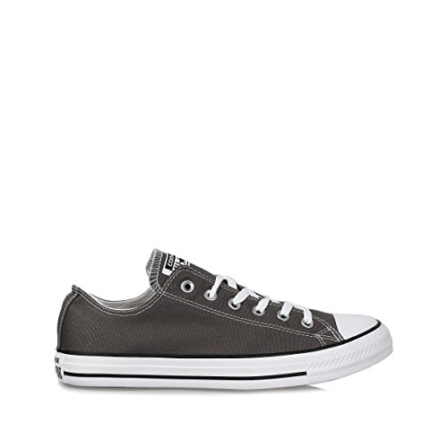 Converse Chuck Taylor Ct As Seasnl OX Shoes Size Mens 8.5/Womens 10.5 Charcoal/White