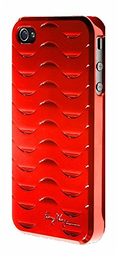 Hard Candy Wang Coque pour iPhone 4/4S–rouge