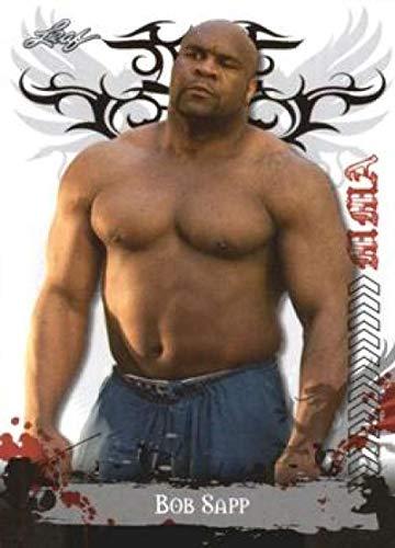 2010 Leaf MMA #26 Bob Sapp (Mixed Martial Arts) UFC MMA Card NM-MT
