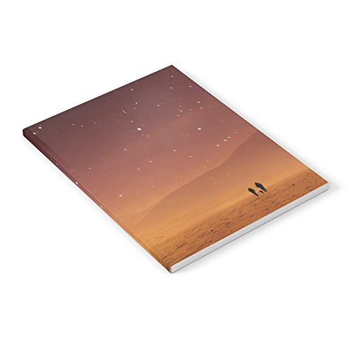 Society6 Planet Walk Notebook Set of 3 6