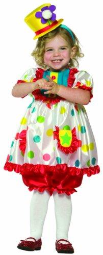 Rasta Imposta Clown Girl With Hat, Multi,