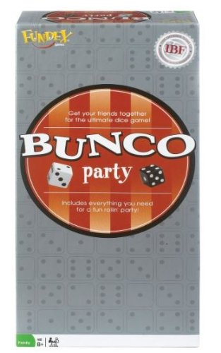 Ideal Bunco Party Ultimate Dice