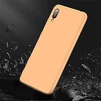 Funda Huawei Y6 2019 Caja Caso Laixin 3 in 1 Carcasa Todo Incluido Ultra Delgado Anti-Scratch Protectora de teléfono Case Cover para Huawei Y6 2019 ...