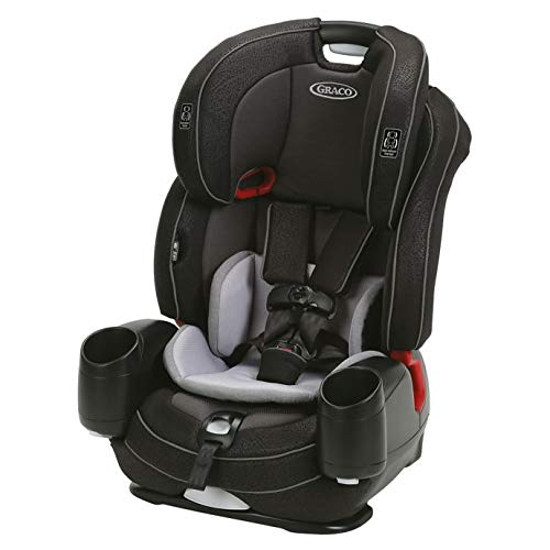 Graco Nautilus SnugLock LX 3-in-1 Harness Booster Seat 2053214 – NEO Fabric