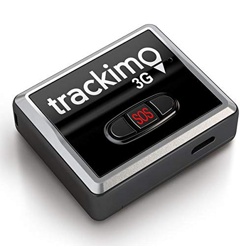 GPS Tracker Trackimo 2019 Model, No monthly fee. Mini Real-time Full USA, CA & Worldwide Coverage. 1...