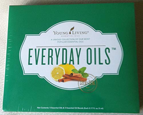 Young Living Everyday Essential Oils Collection with JOY Inc