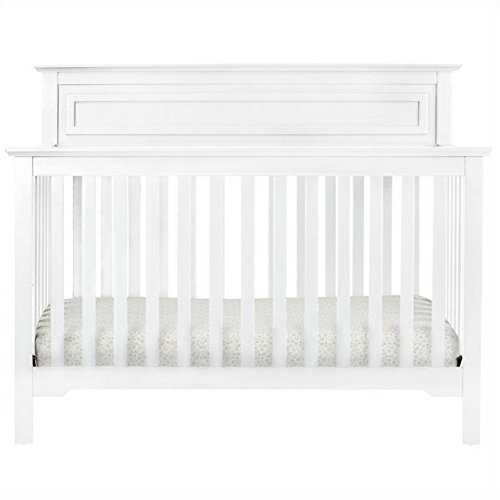 DaVinci Autumn 4-in-1 Convertible Crib, White