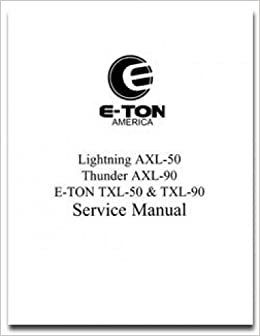 Eton vector 250 service service manual   manualzz.