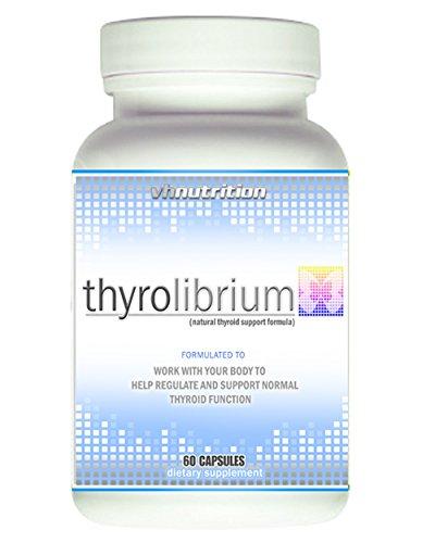 ThyroLibrium thyroïde énergie et le Supplément de soutien pour hommes et femmes