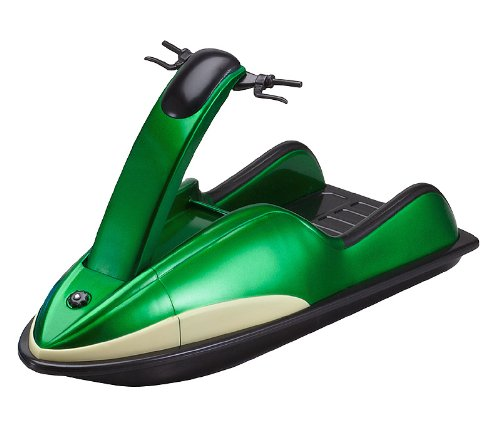 Ex . ride ride 009 water bike Metallic Grün (Non-Scale ABS Painted) (japan import)