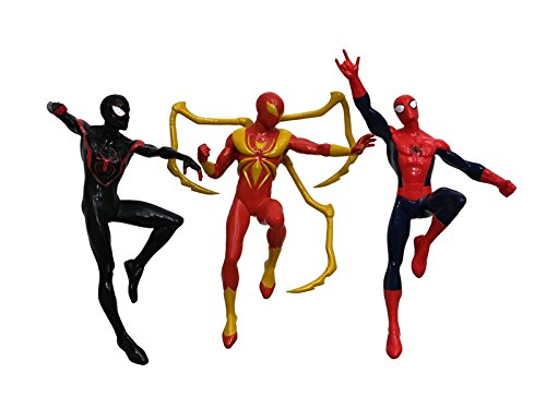 5 Action Figure Iron - 6