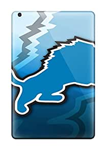 New Style CatherineMariaWrigh Hard Case Cover For Ipad Mini/mini 2- Detroit Lions