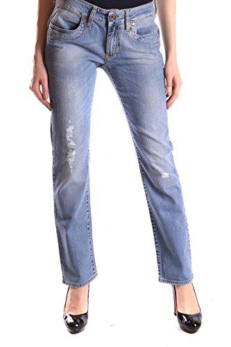 Cotone Liu Jo Mcbi191122o Jeans Blu Donna HqHRIFxwA