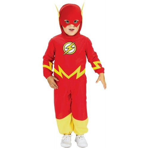 Justice League The Flash Costume Size: -