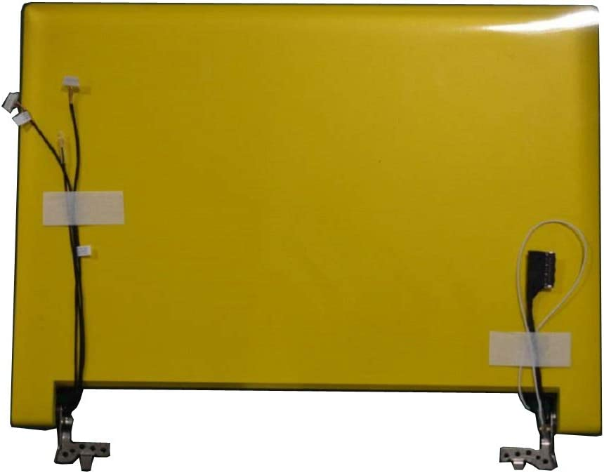 GAOCHENG Laptop LCD Top Cover for Lenovo Flex 14 Flex-14 90205038 3DST6LCLV30 Back Cover Yellow