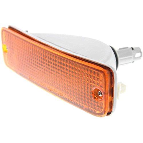 Diften 114-A4381-X01 - New Turn Signal Light Corner Side Marker Park Lamp Driver Left Truck 4 Runner LH