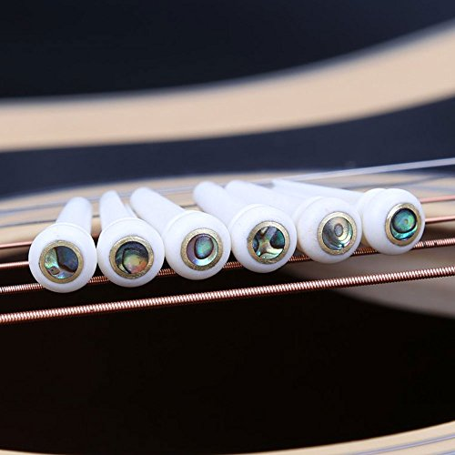 Acoustic & Classical Guitar Bridge & Bridge Parts