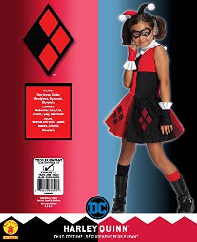 Harley quinn kids costume _image4