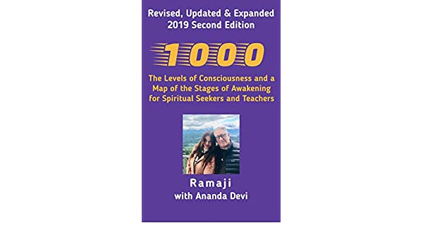 1000: The Levels of Consciousness and a Map of the Stages of ...