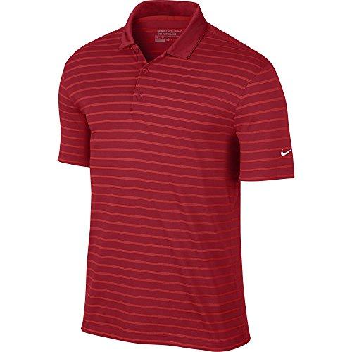 Nike Golf Icon Stripe Polo M
