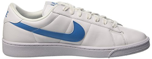 Intervenir 鍔 Político  Nike tennis classic mens trainers 312495 sneakers shoes Blanco / Azul  (White / Orion Blue)' 144 7 D(M) US: Amazon.in: Shoes & Handbags