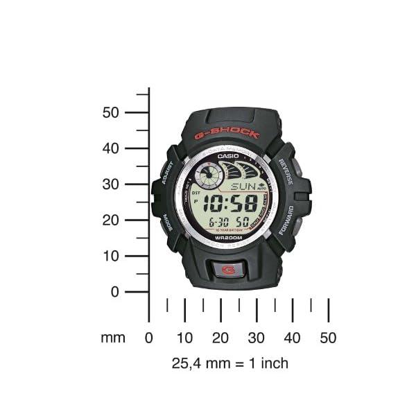 Casio G-SHOCK Reloj Digital, 20 BAR, para Hombre 5