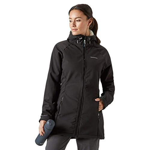 Craghoppers Womens Ingrid Softshell Hooded Jacket