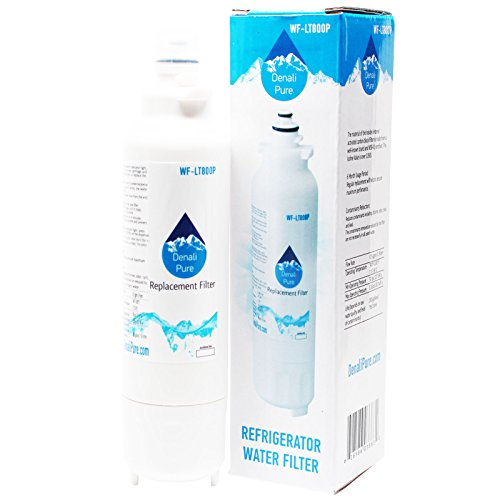 Replacement LSXS26366S Refrigerator Water Filter product image
