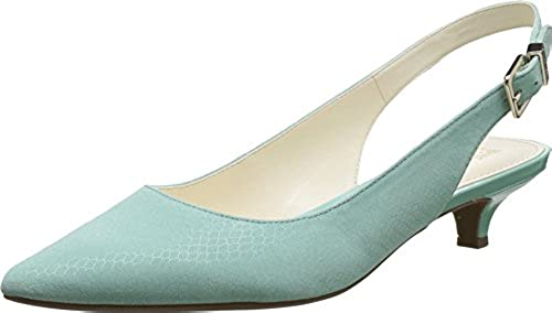 11. Anne Klein Women's Expert Reptile Dress Pump
