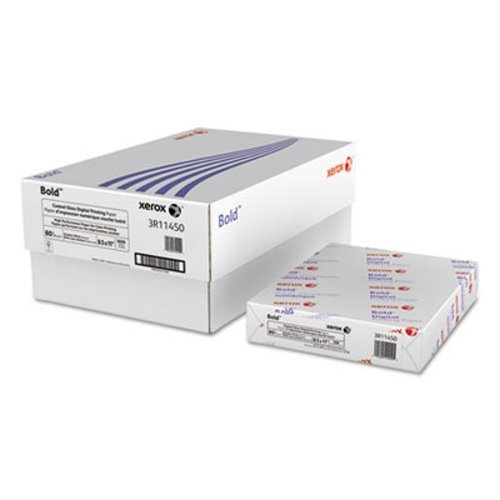 Xerox® - Gloss Digital Elite Laser Paper, 94 Bright, 80lb, Letter, White, 500 Sheets/Ream - Sold As 1 Ream - Xerox® Digital Color Elite Gloss Paper.