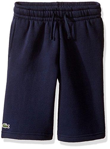 Applique Fleece Shorts - 5