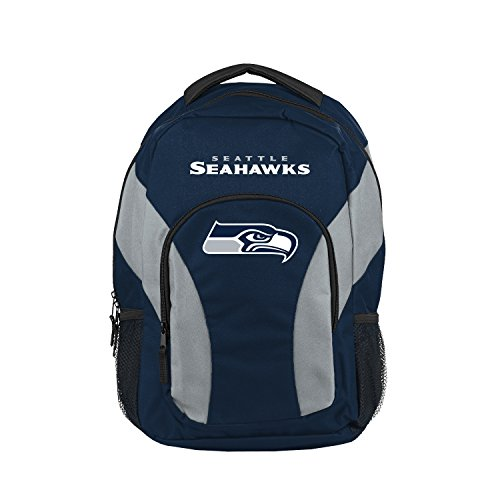 Officially Licensed NFL Seattle Seahawks Draftday Backpack