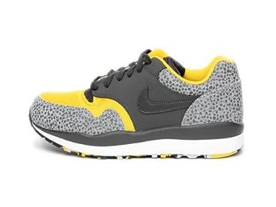 NIKE Air Safari LE (371740 071) Grey Black Yellow UK13