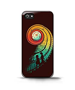 Journey of a thousand miles Case For Sam Sung Galaxy S5 Mini Cover Back Case Cover