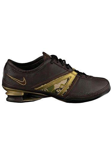 Nike - Zapatillas de gimnasia de Material Sintético para mujer marrón