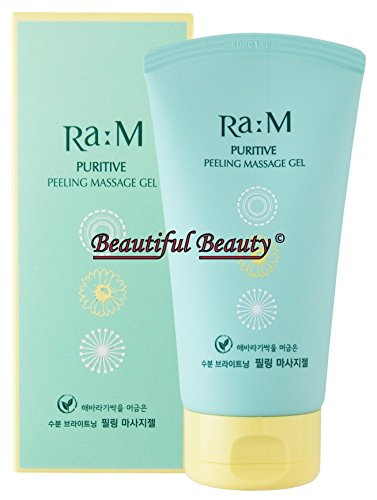 RA:M PURITIVE MOISTURIZING & BRIGHTENING 2 IN 1 PEELING MASSAGE GEL 150ml Vita Sprout