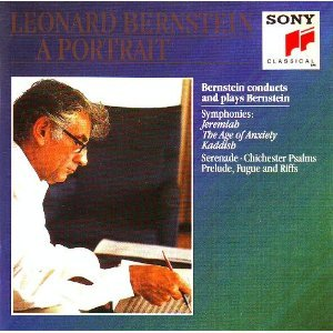 A Portrait: Bernstein conducts Bernstein - Symphony No. 1, No. 2, No. 3