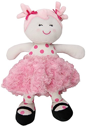 Cabbage Patch Preemies - Baby Starters Plush Snuggle Buddy Baby Doll, Sugar N Spice Marisa