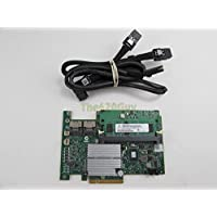 Dell XXFVX PE T610 PERC 6Gb/s SAS 512MB RAID Controller Card + Battery + Cable