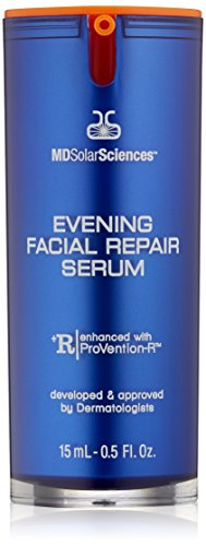 MDSolarSciences Evening Facial Repair Serum .5 oz.