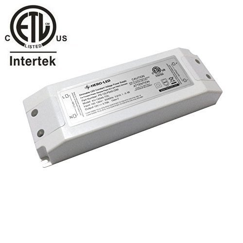 HERO-LED PS-12LPS45-DIM ETL-listed Dimmable LED Constant ...