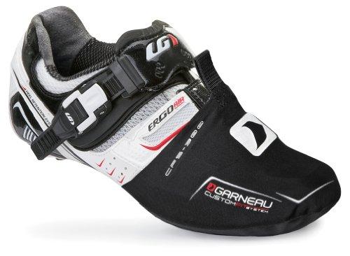 Louis Garneau Women's CFS-300 Custom Fit Road Cycling Shoes Black-42 by Louis Garneau