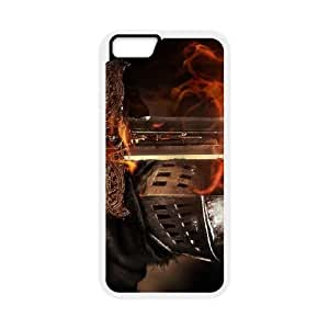 iphone6 plus 5.5 inch White Dark Souls phone cases&Holiday Gift