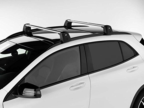 (Mercedes-Benz Genuine OEM Roof Rack Basic Carrier Cross Bars 2015)