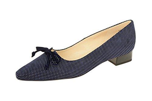 415 22107 Scuro Scarpe Blu Kaiser Peter Tacco Donna Col HEwTy5q
