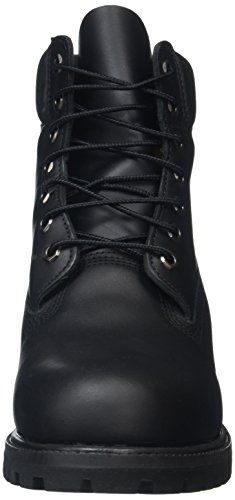 Nero Black Premium Stivali Smooth Timberland 6 Uomo in pXvq18w1
