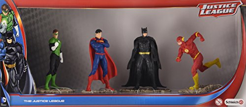 Schleich North America The Justice League Figure Set